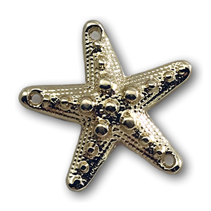 Gold Starfish