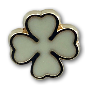 Gold & White Clover