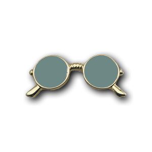 Green Sunglasses Charm
