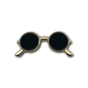 Black Sunglasses Charm