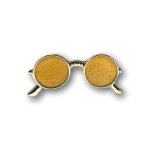Gold Sunglasses Charm