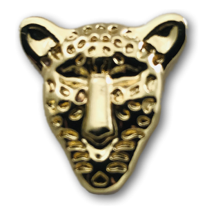 Gold Tiger Charm