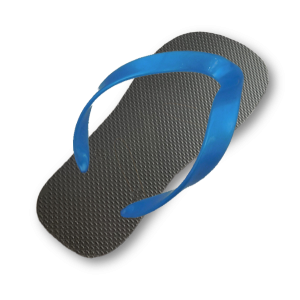 black-flip-flop-wide-sky-blue-strap
