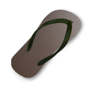 dark-brown-flip-flop-thin-army-green-strap