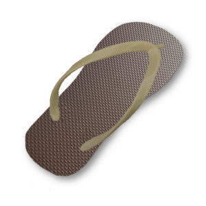 dark-brown-flip-flop-thin-beige-strap