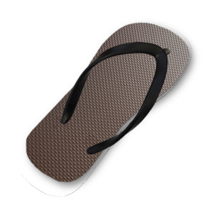 dark-brown-flip-flop-thin-black-strap