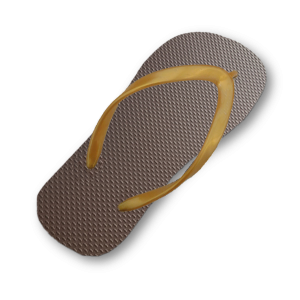 dark-brown-flip-flop-thin-gold-strap