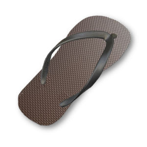 dark-brown-flip-flop-thin-silvery-gray-strap