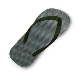 green-gray-flip-flop-thin-army-green-strap