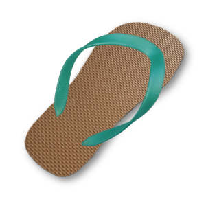 light-brown-flip-flop-wide-turquoise-strap