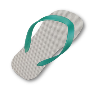 light-gray-flip-flop-wide-turquoise-strap