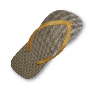 olive-green-flip-flop-thin-gold-strap