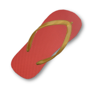 red-flip-flop-thin-gold-strap