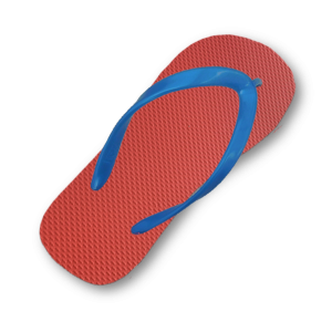 red-flip-flop-thin-sky-blue-strap