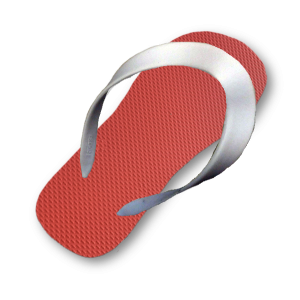 red-flip-flop-wide-pure-white-strap