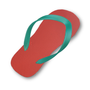 red-flip-flop-wide-turquoise-strap