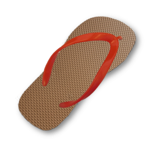 light-brown-flip-flop-thin-bright-red-strap.png